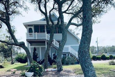 Eagles Nest on the Roanoke Sound