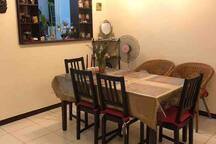 Medium room owned by sweet elderly couple