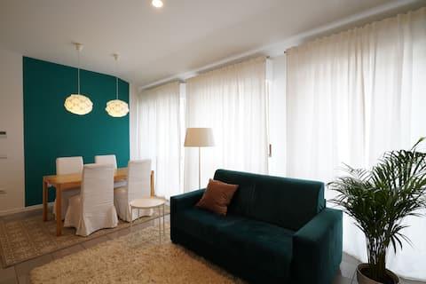 Casa Ariosto, appartamento moderno e luminoso