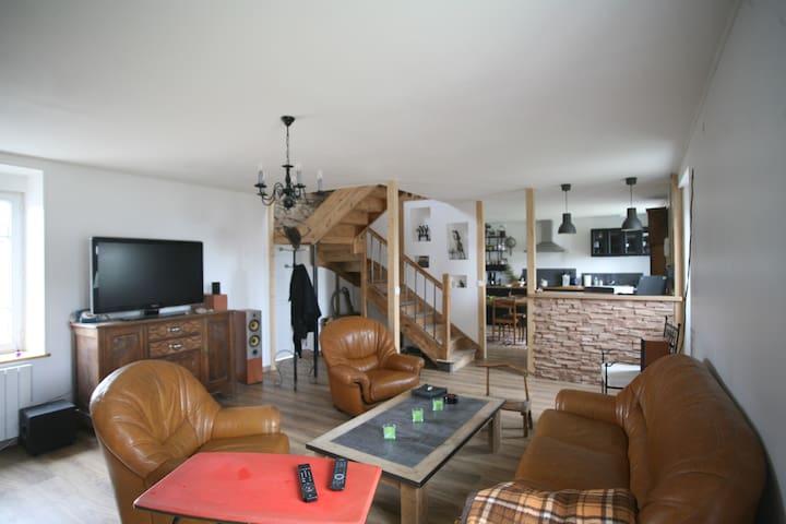 Maison 130m² - tout confort - Proche plage - Plouzané - House