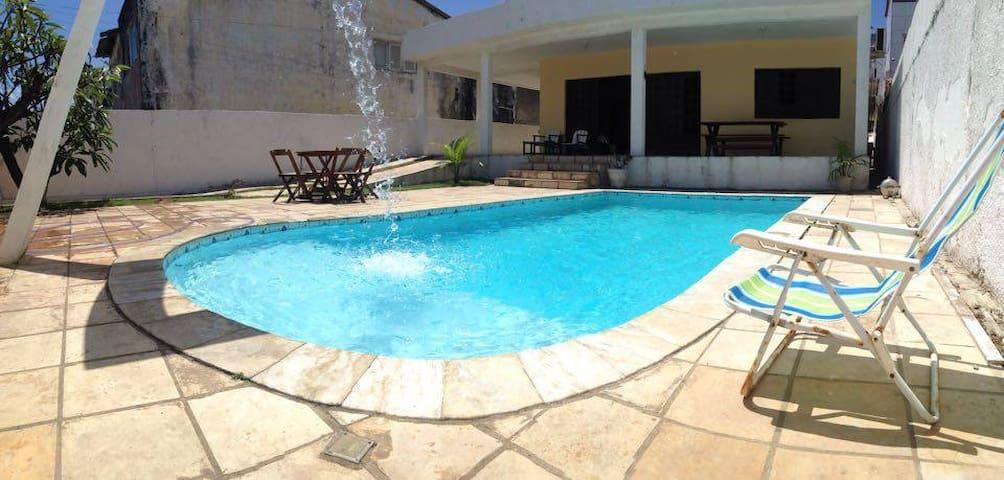 Bela casa na Beira mar com piscina - Olinda - Maison