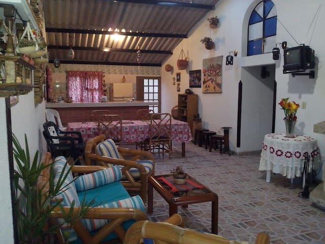 Casa de Campo San Antonio - Sotaquirá - Rumah