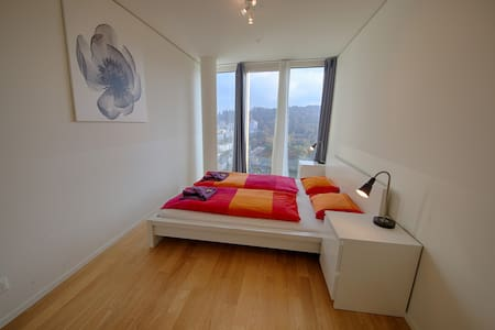 Exclusive 3.5 room with terrace S.W - Luzern