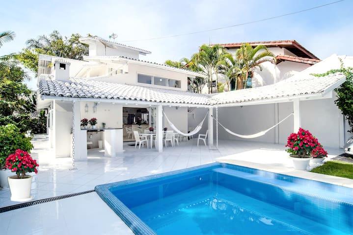 Casa  4 suítes  piscina , Condomínio Riviera S L