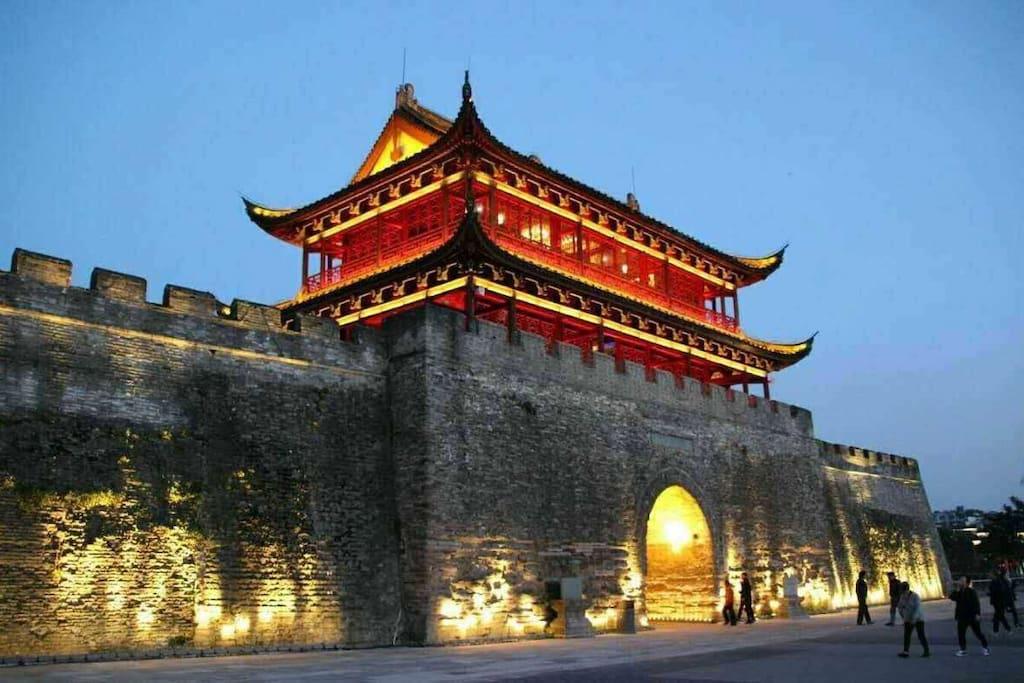 民宿周边古城墙