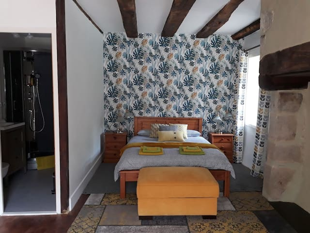 Guest suite in the beautiful North Dordogne