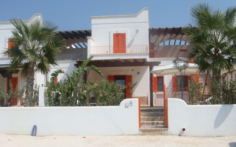 Villa a Torrelapillo Chiusurelle - Torre Lapillo - Apartamento