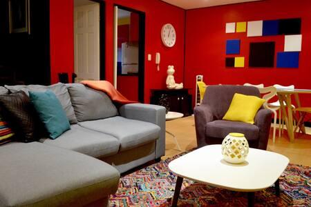 San José - Life in Color Apartment 3 - San José