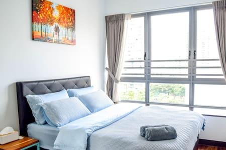New Bright Apartment @ Central Near CBD/Orchard - Singapore - Lägenhet