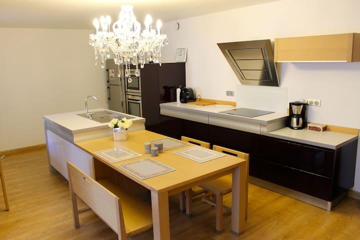 Appartement au calme, hyper centre - Lons-le-Saunier - Appartement