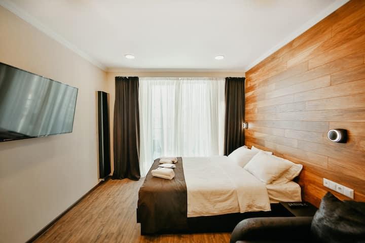 premium room new gudauri sky resort