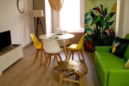 TarragonaSuites 63-TROPIC - Tarragona - Appartement