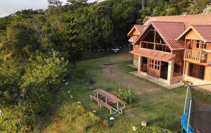 Bello horizonte house Monteverde