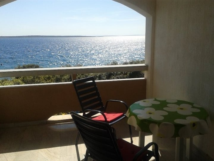 Apartment Mak 2+0 - 20m from beach