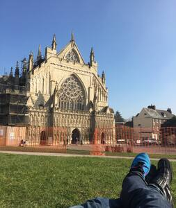 Single room- 5min to Uni and centre - Exeter - Hus