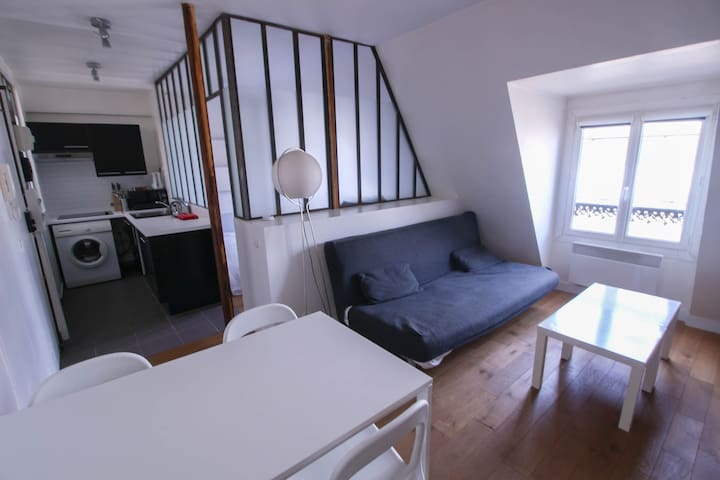 COSY 1BEDROOM APARTMENT - CLOSE TO MONTMARTRE