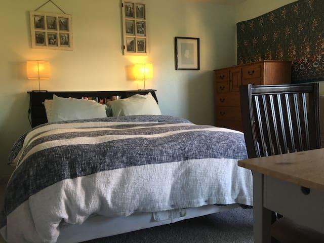 Quiet Private Room and Bathroom Next to CU - Boulder - Apartamento