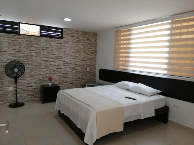 Habitación Independiente Loft Centro 402