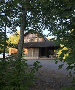 Living in the countryside 30 min from Helsingborg!