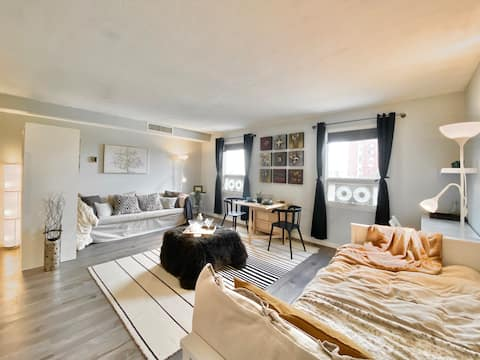 Smart Cozy Flat in Central Location