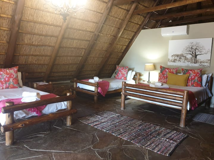 Bonwa Phala Lodge (Bela-Bela) From 2-40 Guests