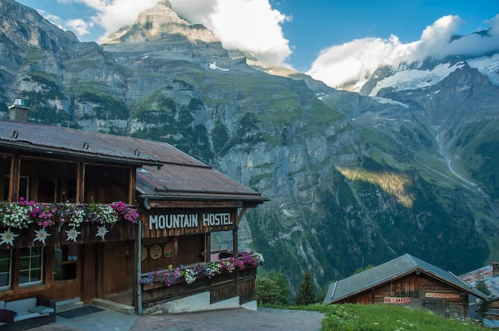 Gimmelwald – High in the Alps