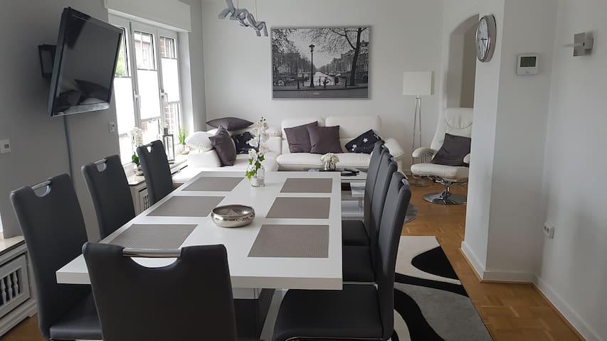 Modernes Wohnen nahe Messe Düsseldorf
