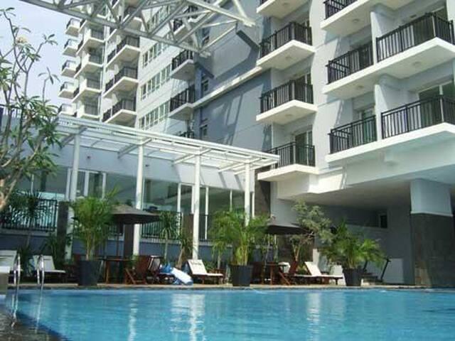 3BD Kemang Marbella Apartment - Mampang Prapatan - Lejlighed