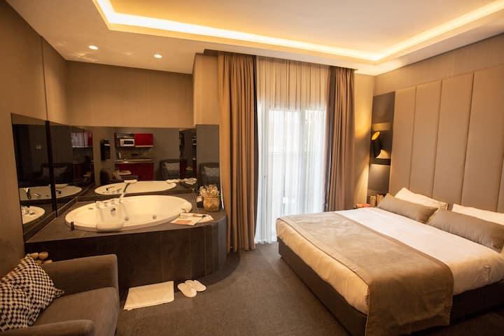 Cityloft 24, Junior Jacuzzi Suite/Ataşehir