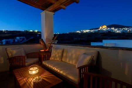 Villa Halkios Amorgos - studios No4