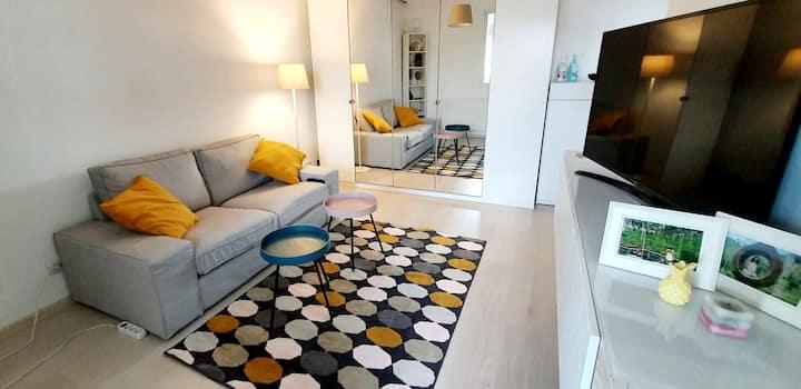 ☀⭐😊 New apartment 3 min to subway ☀⭐😊