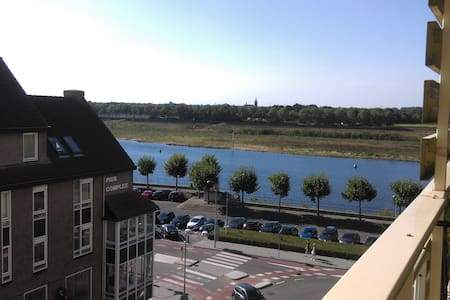 Nice apartment in city center with parking lot - Appartement