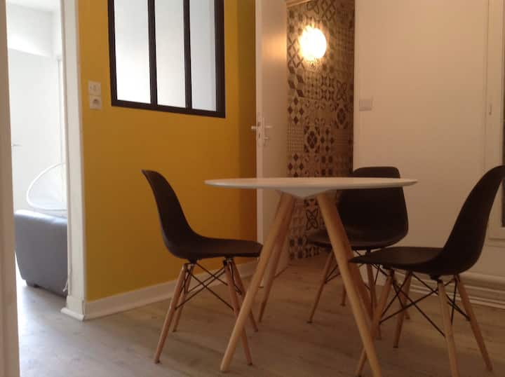 Nice apartment 10min from Paris