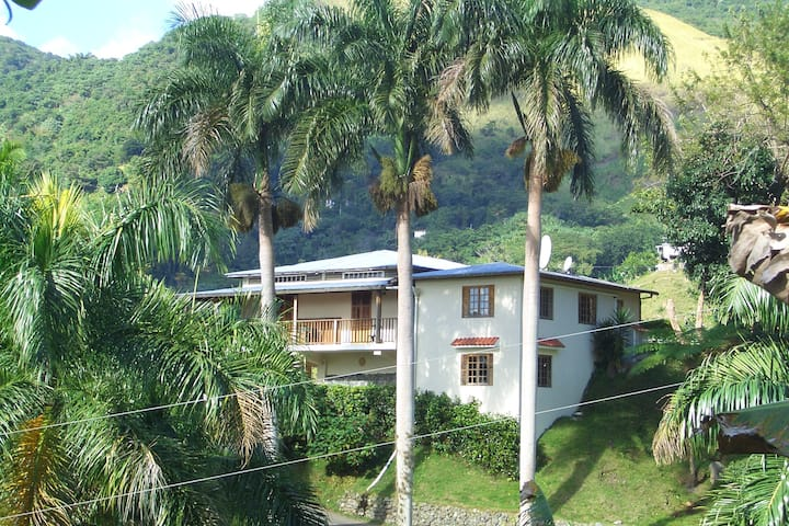 Casa Campo Jayuya, Elegant Mountain Retreat