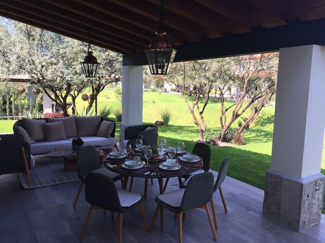 New beautiful and luxury house, 6 to 8 people - Сан-Мигель-де-Альенде - Дом