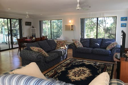 Tuart Cottage ~ Hotel Laundered Linen ~ New BBQ !! - Preston Beach - Hus