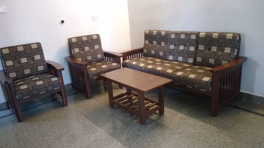 Furnished Two Bedroom Apartment (Near DLF, Porur)