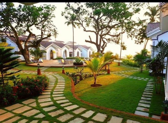 Duplex Villa in Riviera Sapphire Siolim