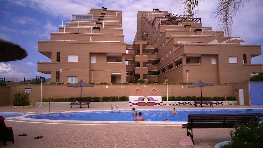 Bonito apartamento con vistas al mar - Orpesa - Leilighet