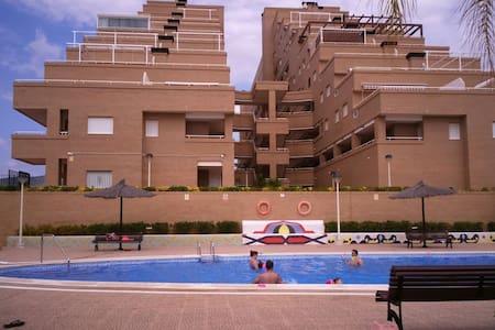 Bonito apartamento con vistas al mar - Orpesa
