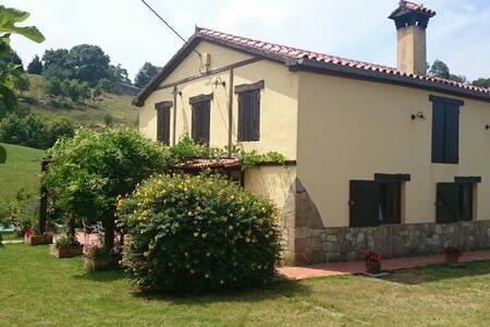Casa de campo a 20' de Santander y 15' de la playa - Navajeda
