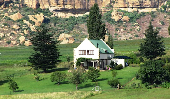 At Rehoboth Lodge, Clarens, Free State