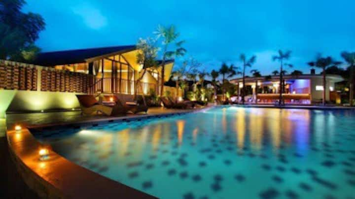 Private Villa Room at Agatha Resort Nusa Dua