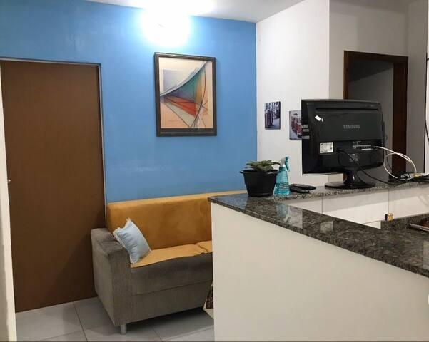 Apartamento Mobiliado em Pau Amarelo - PE