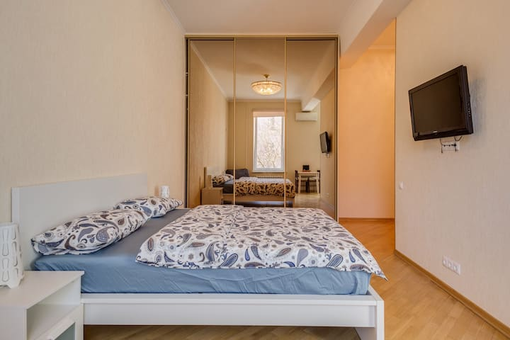 Apartment Studio Arbat near Old Arbat street