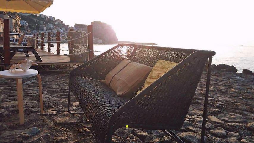 La Porta sul mare #appartamento - Scilla - Appartement