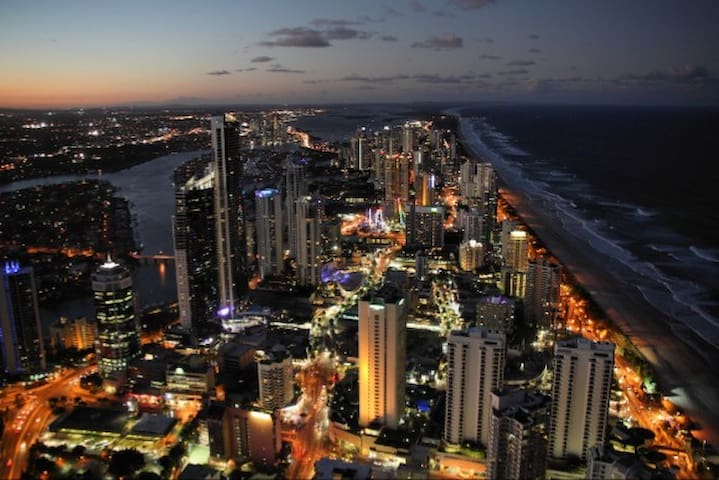 Your Hotel.. Your own Suite in Surfers Paradise!