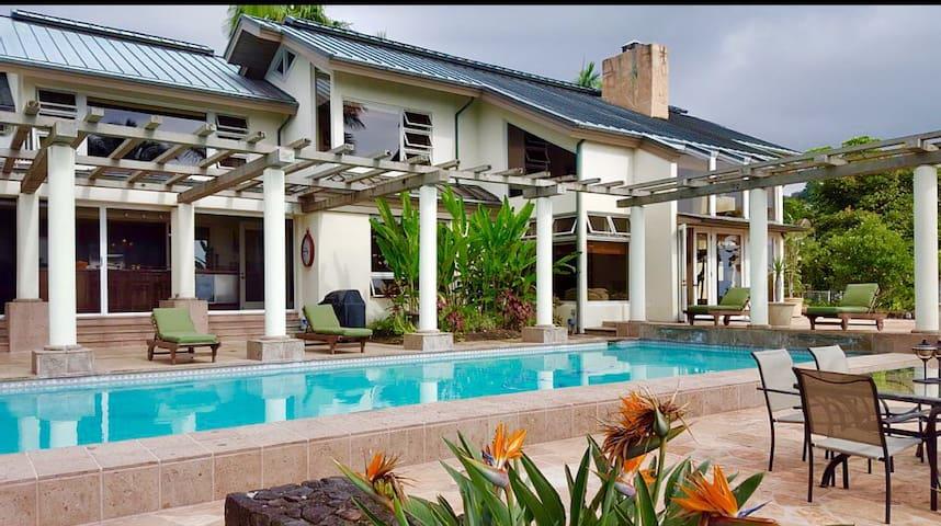 Huelani Estate - Entire Home in Kona, Hawaii - Kailua-Kona - House
