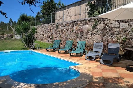 House in a rural setting with swimming pool - Gondifelos - House - 2