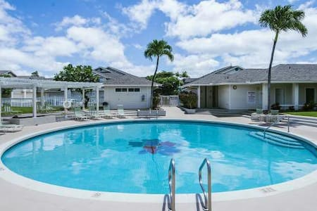 Best Deal> FREEParking, Gated, Tranquil, Salt-Pool - Ewa Beach - Rivitalo